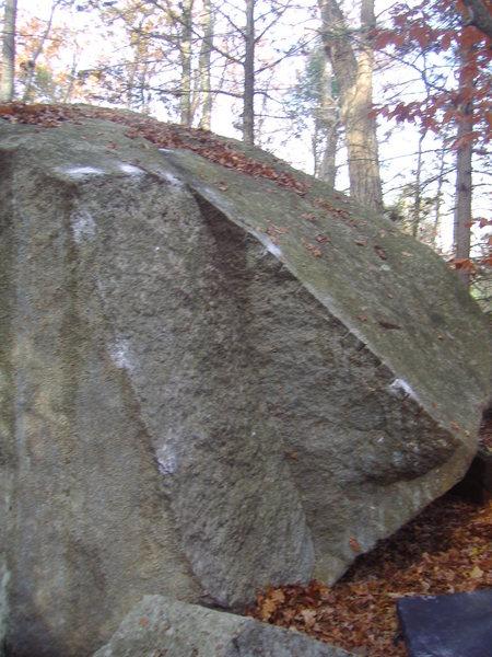 Rock Climbing Photo: The Big Issue.