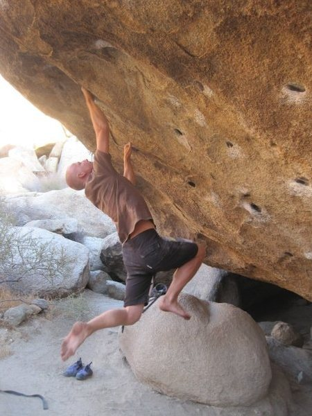 Rock Climbing Photo: pocket rocket if you haven't been there you don't ...