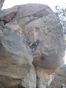 hot tuna down to the left of me off camera fun climb hard start...*(enlightened) flakestorm 5.9