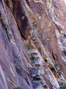 Rock Climbing Photo: September 2004.