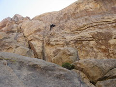 Rock Climbing Photo: Lead on Bucket Brigade