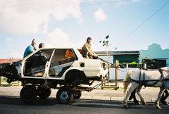 Rock Climbing Photo: Transportation. 2001