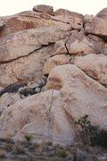 Rock Climbing Photo: Finger Food, 5.9