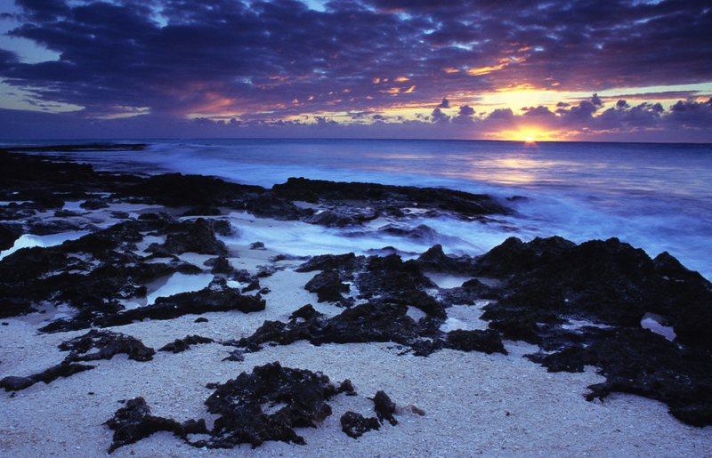 Sunset, Bimini, Bahamas