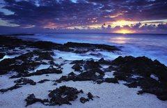 Rock Climbing Photo: Sunset, Bimini, Bahamas