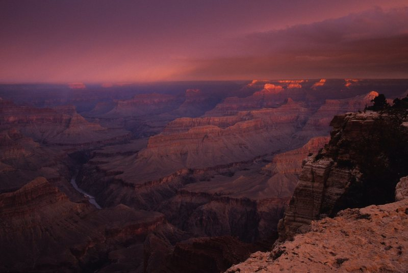 Sunrise, Grand Canyon