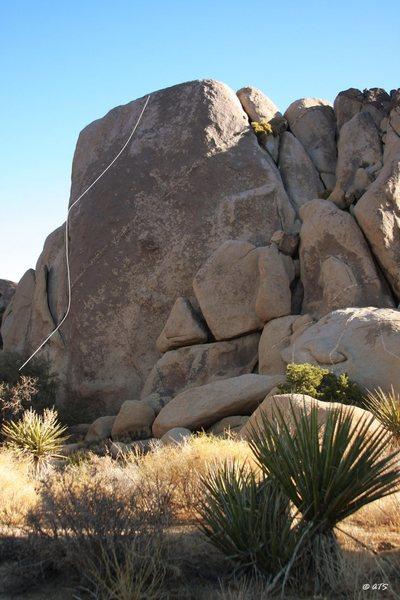 Rock Climbing Photo: Mother Lode, 5.10