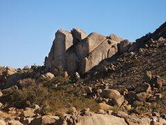 Rock Climbing Photo: Desert Queen Dome