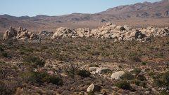 Rock Climbing Photo: Hall of Horrors Area