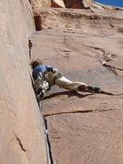Rock Climbing Photo: Good stem rest before more buisness, Black Uruhu, ...