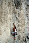 Rock Climbing Photo: Climbing at the Riverside Quarry