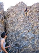 Rock Climbing Photo: New Jack City, Barstow