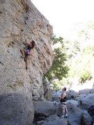Rock Climbing Photo: Century Lake-Malibu Creek