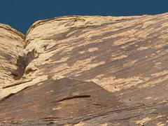 Rock Climbing Photo: Bolt ladder on Eagle Dance