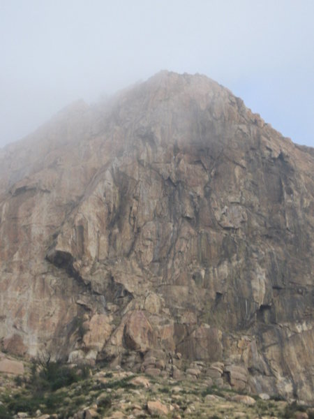 Rock Climbing Photo: El Cajon