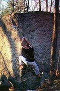 Rock Climbing Photo: Lee Soares on Full Metal Jacket.