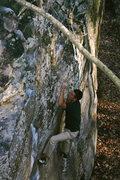 Rock Climbing Photo: Scott Maxfield on Maybe Later V2