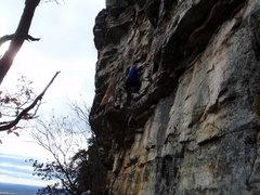 Rock Climbing Photo: Mix on Keep on Struttin 11/09