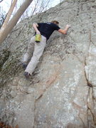 Rock Climbing Photo: thought I had a better pic than this.....