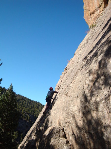 Disinclination 5.7 - Boulder Canyon