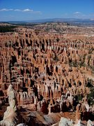 Rock Climbing Photo: Hoodoos in Bryce National Park.