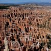 Hoodoos in Bryce National Park.