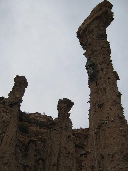 Rock Climbing Photo: Send it!