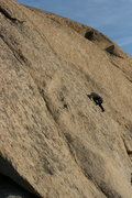 Rock Climbing Photo: Al on Search For Klingons.