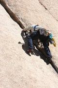 Rock Climbing Photo: Got enough gear Al.