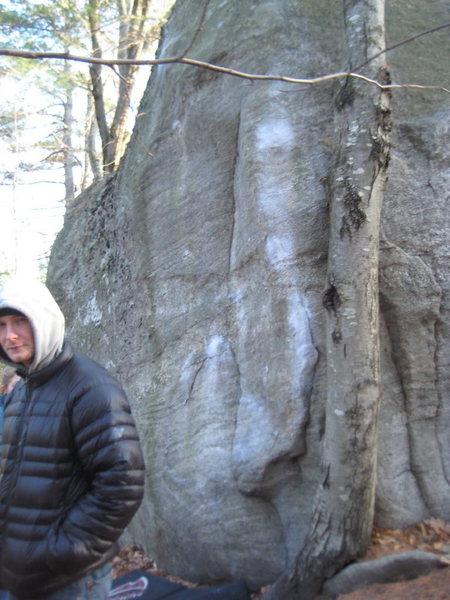 Rock Climbing Photo: Ball Doctor