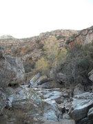 Rock Climbing Photo: Hammer Area