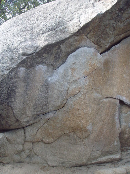 Rock Climbing Photo: The Wave, Groom Creek