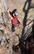 Rock Climbing Photo: Darek Kuczynski on The Spring corner