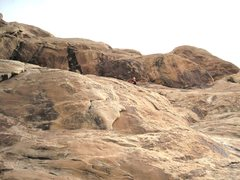 Rock Climbing Photo: and Higher