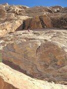 Rock Climbing Photo: Approaching belay.