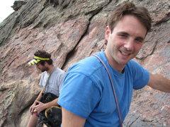 Rock Climbing Photo: 3rd flatiron