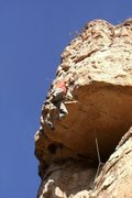 Rock Climbing Photo: Yeah...I gotta super guy photo, too.