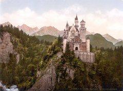 Rock Climbing Photo: Stunning organization of resources.  Schloss Neusc...