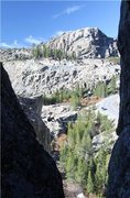 Rock Climbing Photo: donner summit