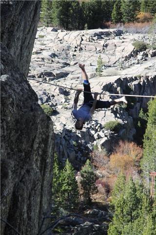 Rock Climbing Photo: oops
