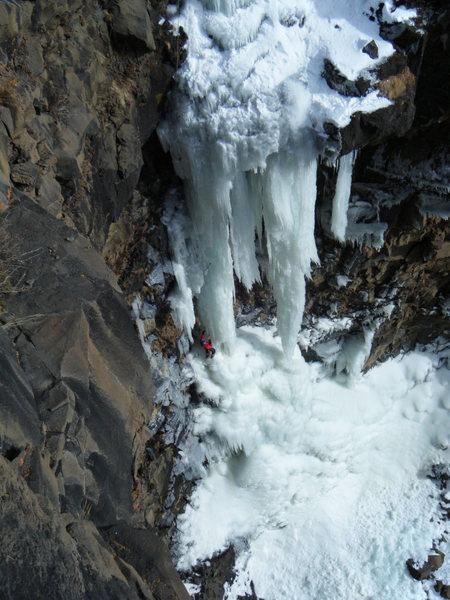 Rock Climbing Photo: R. Harris.