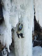 Rock Climbing Photo: B. Thorson.
