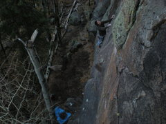 Rock Climbing Photo: Peaks
