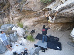 Rock Climbing Photo: Derek Anderson