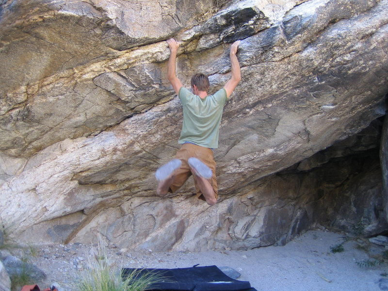 Rock Climbing Photo: Joe K.