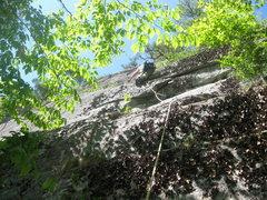 Rock Climbing Photo: Midnight Special