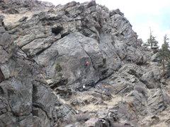 Rock Climbing Photo: Irok Wall.