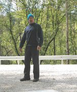 Rock Climbing Photo: The bridge to Indian Creek is open!