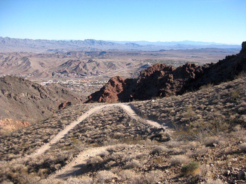 Rock Climbing Photo: Bootleg3