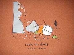 Rock Climbing Photo: climbing t-shirt